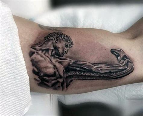 tattoo ideas inner bicep 90 bicep tattoos for men masculine muscle design ideas