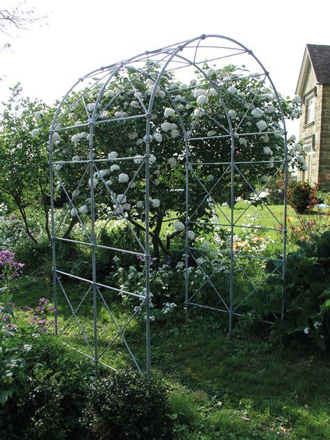 Garden Arch Patterns Trend Summer Shade