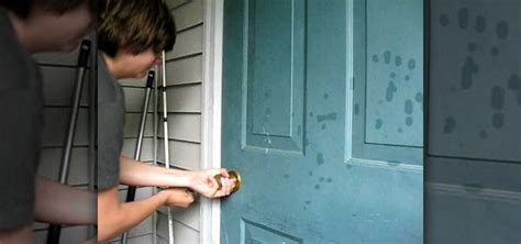 how to open a door without a lockpick 171 lock picking