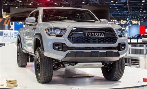 All New Toyota Tacoma 2017 Toyota Tacoma Trd Pro Bestride
