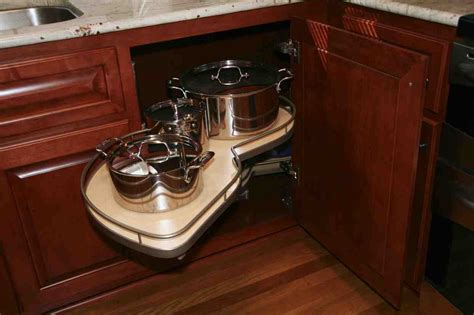 lazy susan cabinet organizer home furniture design