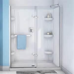 reveal shower door maax 136672 900 reveal 71 pivot door 56 59 in door
