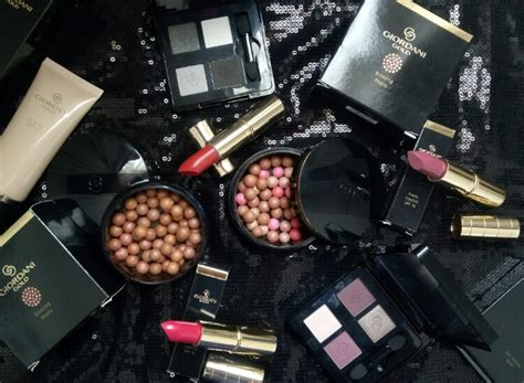 Makeup Giordani oriflame giordani gold makeup collection