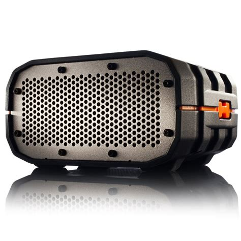 Rugged Speakers braven brv 1 rugged water resistant bluetooth speaker so that s cool