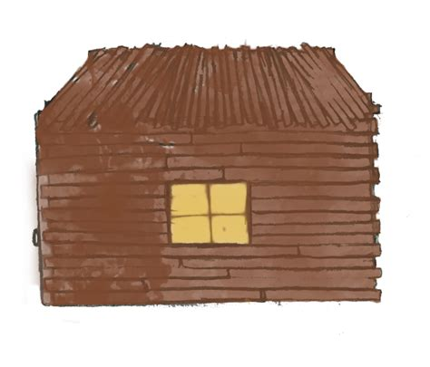 stick house stick house three little pigs www imgkid com the image kid has it