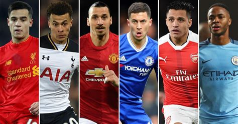 epl big 6 the big debate which of the premier league s big six will