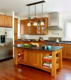 Kitchen With Island Design by Rustic Kitchen Island With Looking Accompaniment
