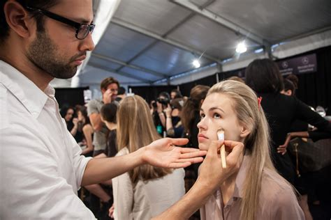 Lancome Backstage by Lancome Backstage At Mercedes Fashion Week