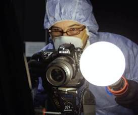 Forensics Photographer by The Forensic Photographer