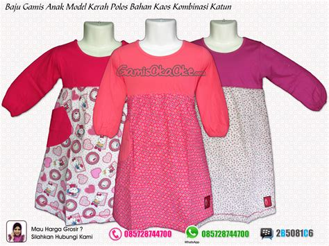Atm221b 2 Grosir Busana Baju Muslim Anak Perempuan Wanita Cewek gambar baju gamis muslim anak perempuan motif terbaru oka