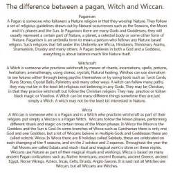 Pagan witchcraft or wicca new age be proud pinterest