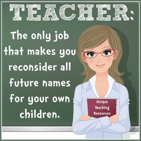 funny teacher quotes page