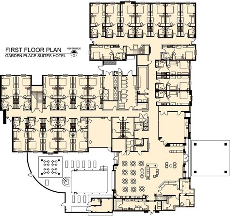 hotel floor plan design ray barnes college of architecture planning landscape