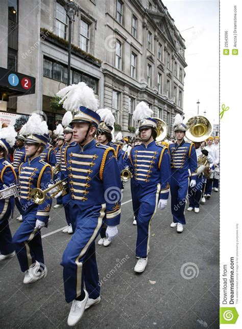 new years day parade new year s day parade in editorial photo image