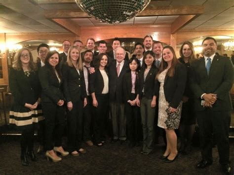 Tippie Mba Graduations by Lessons From Warren Buffett To A Of Mba Students