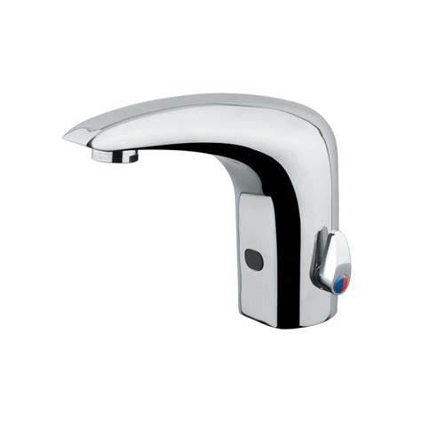 rubinetti a fotocellula idral 02515 miscelatore a fotocellula per lavabo