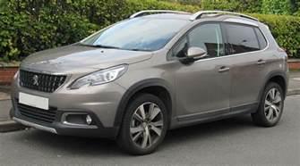 Peugeot 2008 Wiki Peugeot 2008