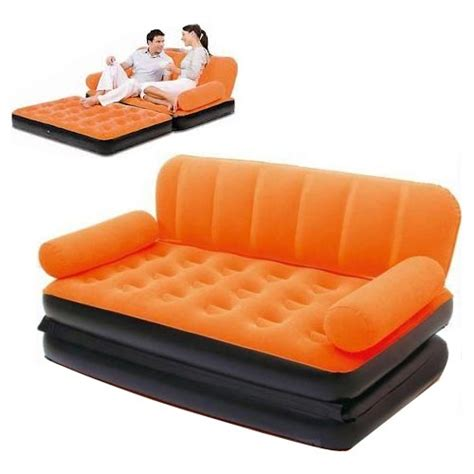 Colour Full Bestway Inflatable Sofa Bed In Pakistan Inflated Sofa Beds