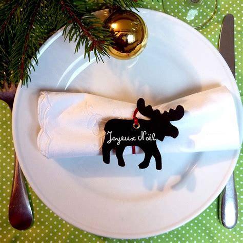 Marque Place Noel by Marque Place No 235 L Personnalis 233 D 233 Coration De Table No 235 L