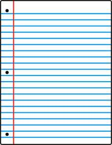 Free Notepad Template by Doc 500386 Notepad Paper Template Free Printable