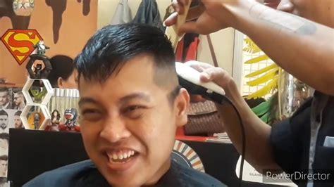 model rambut haigh fade youtube
