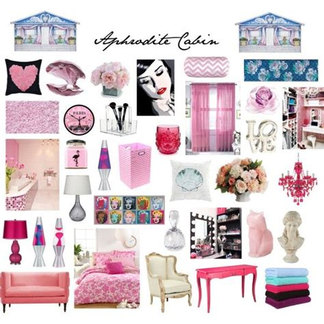 Aphrodite Cabin by Aphrodite Cabin By Irene Moarcas On Polyvore Featuring