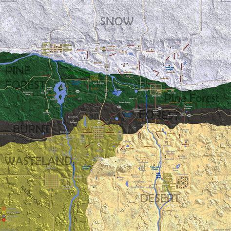 days  die navezgane map   places  interest