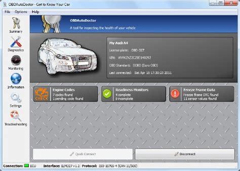 Auto Doktor by Obd Auto Doctor V1 6 2 Multilanguage Auto Repair Manual