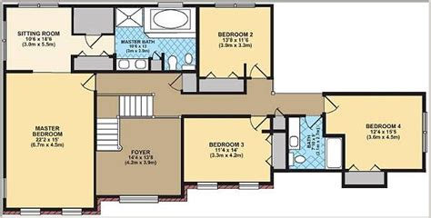 floor plans for houses free free house plan