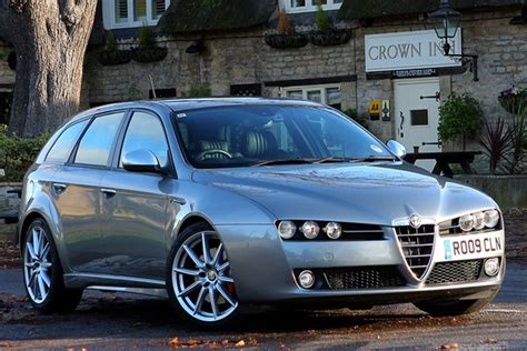 Alfa Romeo 159 Sportwagon by Alfa Romeo 159 Sportwagon From 2006 Used Prices Parkers