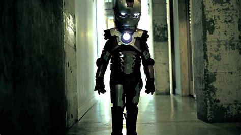 iron man black widow childrens cosplay youtube