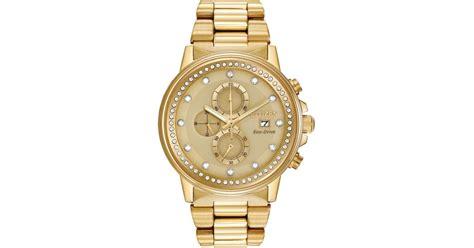 Citizen Er0202 53p Gold citizen unisex chronograph nighthawk eco drive gold tone stainless steel bracelet 42mm