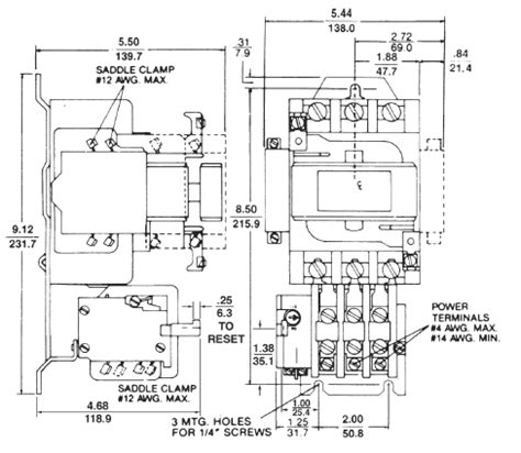 cr306 magnetic starter wiring diagram efcaviation
