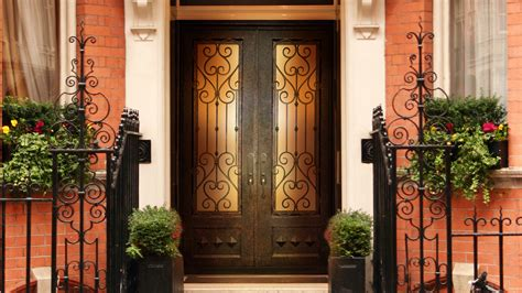 Iron Doors   brick.com