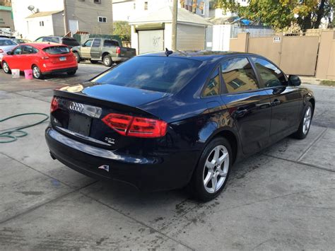 Buy Used Audi A4 by Used 2009 Audi A4 Search Used 2009 Audi A4 For Sale In