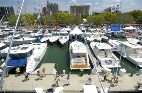 suncoast boat show suncoast boat show returns to sarasota