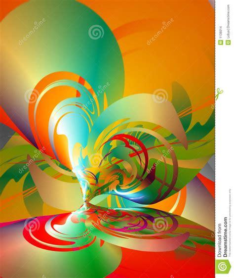 imagenes abstractas tridimensionales curvas tridimensionales brillantes abstractas imagenes de