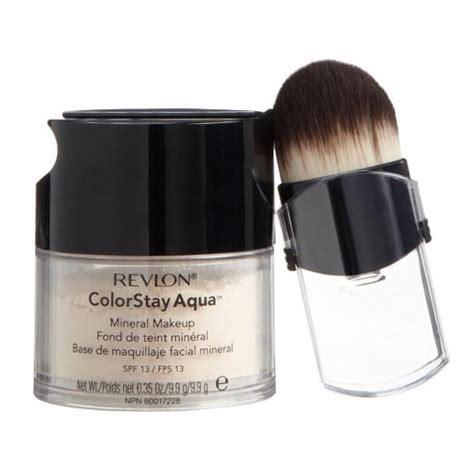 Revlon Aqua Mineral Powder revlon revlon colorstay aqua mineral powder 020 fair