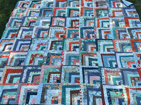 Size Of Quilt Finished by King Size Quilt Is Finished February 29 2016