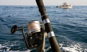 fishing charter boat deals groupon half day fishing trip for two from sally t