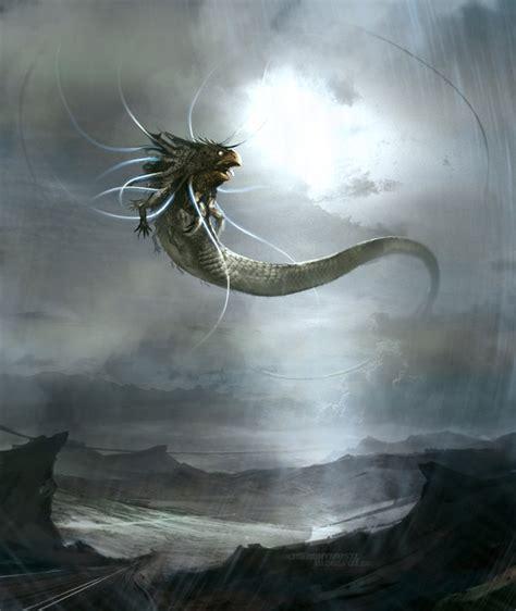 midgard serpent by hieronymus7z on deviantart