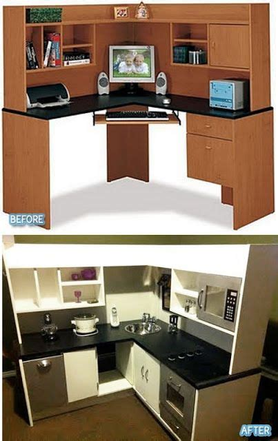 Diy Kitchen Desk Diy Corner Desk Hutch Woodworking Projects Plans