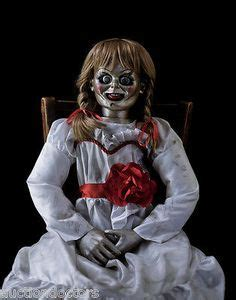 the conjuring 2 annabelle doll annabelle creation doll annabelle doll puppet and horror
