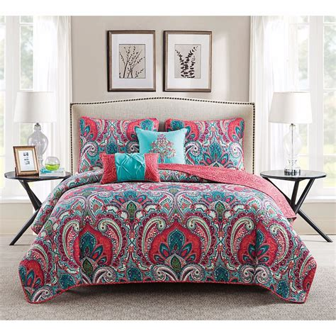 teen bedding bedding sets twin for girls 4 piece quilt set teen kids bedroom home decor new ebay