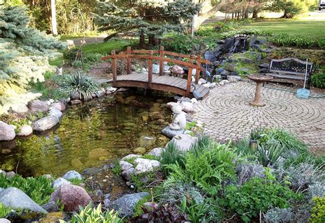 Garden Pond Ideas Inspiring Backyard Pond Ideas Corner