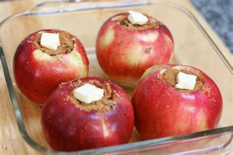 baked apples recipe dishmaps