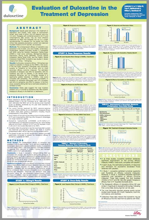 poster template vertical scientific posters medwritecomm