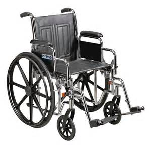 Wheelchair Replacement Seat Upholstery Drive Medical Sentra Ec Self Propelled 20 Inch Seat Wheelchair