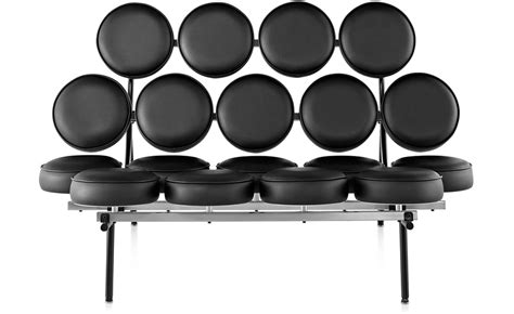 Unusual Coffee Tables george nelson marshmallow sofa hivemodern com