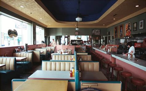 Diner Interior by Restaurant And Diner Photographic Building Interiors Gateway Nmra